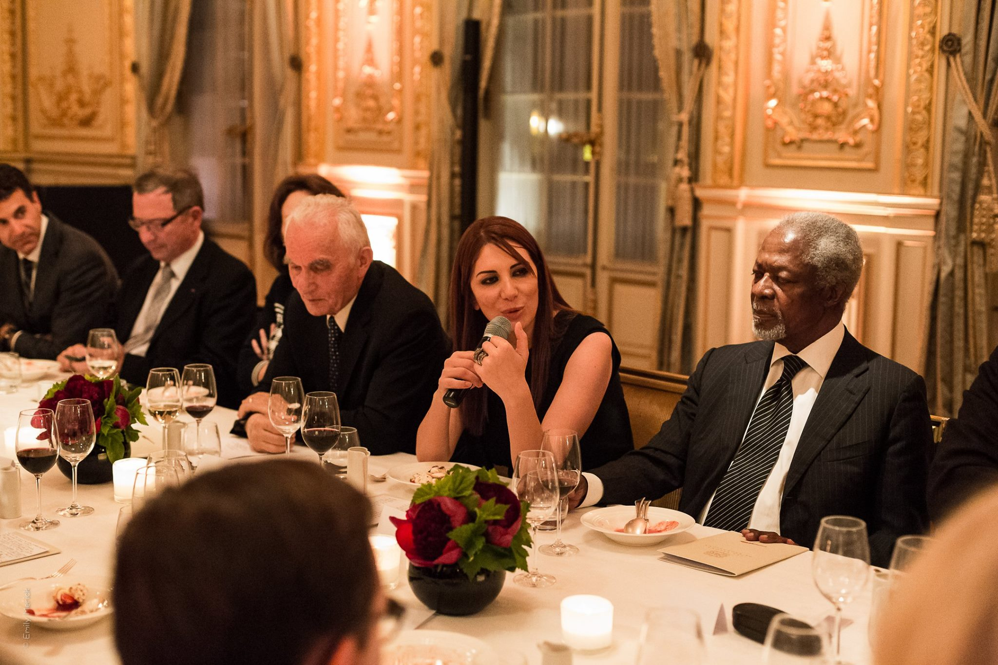 Randa-Kassis-between-Kofi-Annan-and-Yasar-Yakis-former-Foreign-Affairs-Minister-of-Turkey-Terzi.-Conference-CPFA-nuclear-security-6th-June-Paris