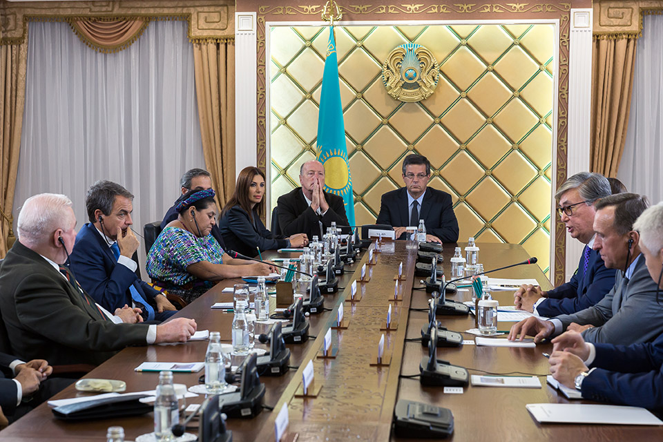 2-Official-meeting-with-the-President-of-the-Senate-Kassym-Jomart-Tokayev-